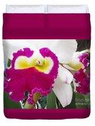 Hawaiian Orchid 4 Duvet Cover