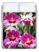 Hawaiian Orchid 5 Duvet Cover