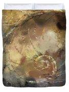 Hawaiian Sea Shell Duvet Cover