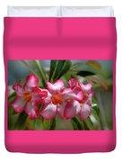 Hawaiian Flowers Duvet Cover