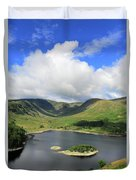 Haweswater Reservoir, Mardale Valley, Lake Dist Duvet Cover