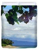 Hawii 3 Duvet Cover