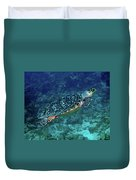 Hawksbill Sea Turtle 5 Duvet Cover