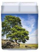 Haworth Moor Sycamore Duvet Cover