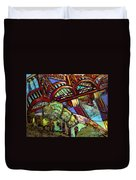 Hawthorne Bridge 2 Duvet Cover