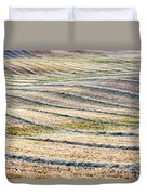 Hay Billows II Duvet Cover