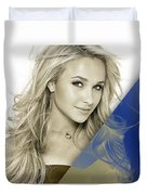 Hayden Panettiere Collection Duvet Cover