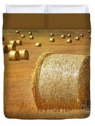 Haystacks Duvet Cover