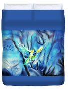 Hazy Dreams Duvet Cover