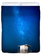 Hb Galaxy Duvet Cover