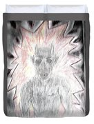 He Flame Duvet Cover