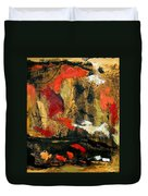 He Reigns Supreme Forever II Duvet Cover