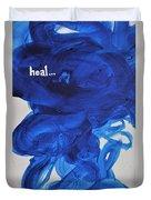 Heal Duvet Cover