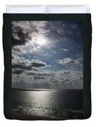 Healing Light Duvet Cover