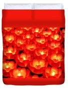 Healing Lights 2 Duvet Cover