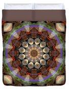 Healing Mandala 30 Duvet Cover