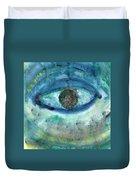 Healing Tears Duvet Cover