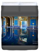 Hearst Pool Duvet Cover