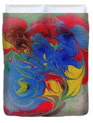Heart And Soul No. 1 Duvet Cover