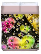 Heart Bubbles Duvet Cover