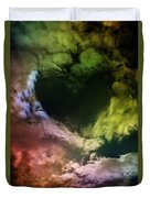 Heart Of Clouds Duvet Cover