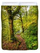 Heart Of The Forest Duvet Cover