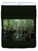 Heart Of The Swamp Duvet Cover