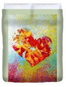 Heartfelt I Duvet Cover