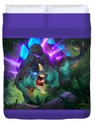 Hearthstone Heroes Of Warcraft Duvet Cover