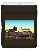 Heartland Duvet Cover