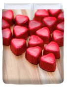 Hearty Heart Duvet Cover