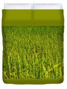 Heather Lake Grass 2 Duvet Cover