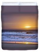 Heaven And Paradise Duvet Cover