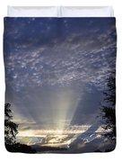 Heaven On Earth Duvet Cover