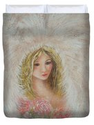 Heavenly Angel Duvet Cover
