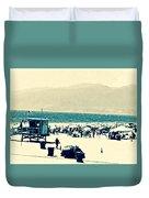 Heavenly Beach In Reach Duvet Cover