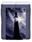 Heavenly Eclipse Duvet Cover