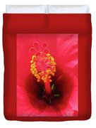 Heavenly Hibiscus 01 Duvet Cover