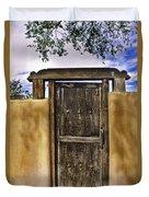 Heaven's Door Duvet Cover