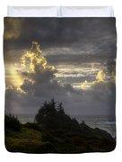 Heaven's Glory Duvet Cover