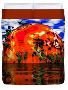 Heavens Scent Duvet Cover