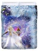 Heavens Window Duvet Cover