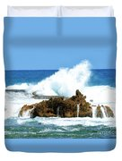 Heavy Seas Duvet Cover