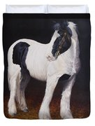 Heavy Stallion  Glin Fair Duvet Cover