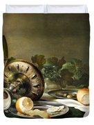 Heda - Still-life Duvet Cover