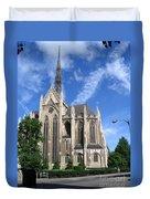 Heinz Chapel Duvet Cover