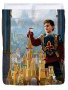 Heir To The Kingdom Duvet Cover by Greg Olsen
