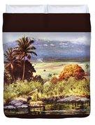 Helen Dranga Art Duvet Cover