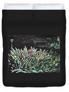 Heliconia 3 Duvet Cover