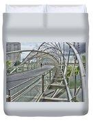 Helix Bridge Duvet Cover